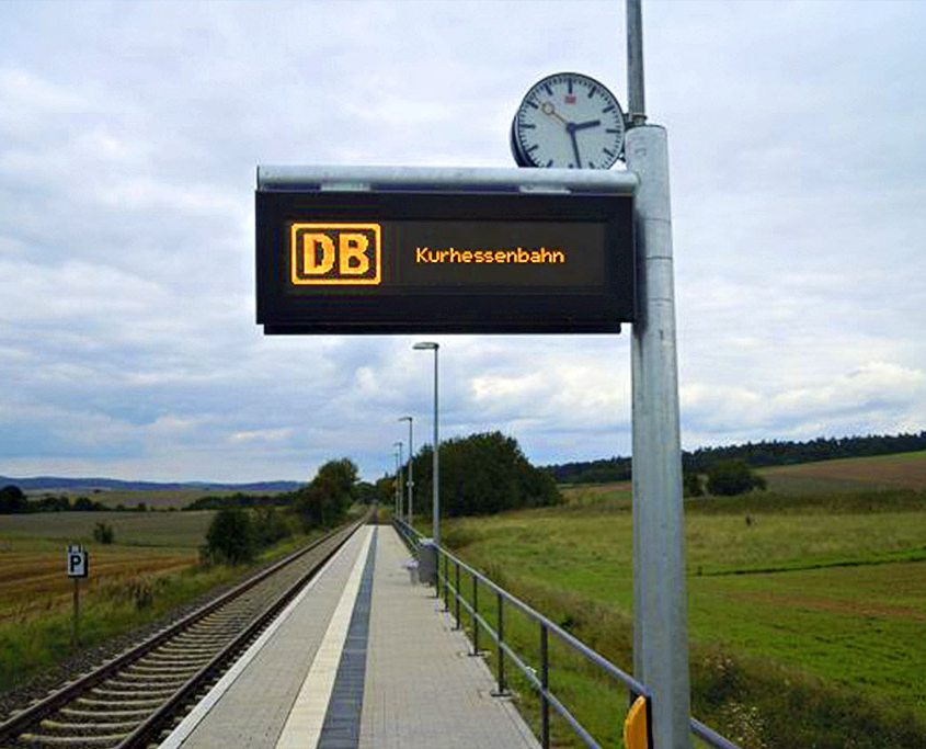 Kassel (DB Bahn) – Germany
