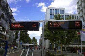 PPID (Platform Passenger Information Display)