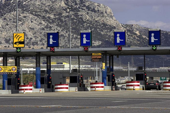 LCS (Lane Control Sign)