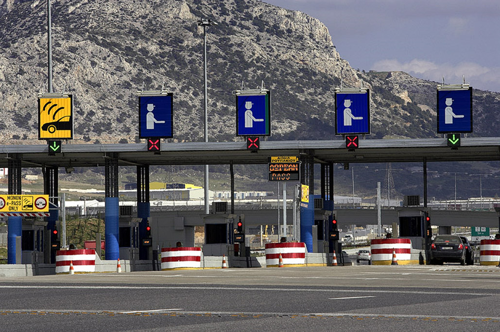 Attiki odos Toll Stations – Greece